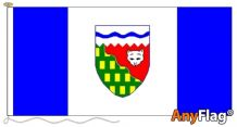 NORTH WEST TERRITORIES ANYFLAG RANGE - VARIOUS SIZES